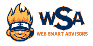 Web Smart Advisor SEO logo